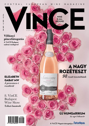 Vince magazine cover 19