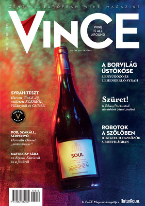 Vince magazine cover 18