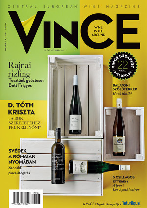 Vince magazine cover 20