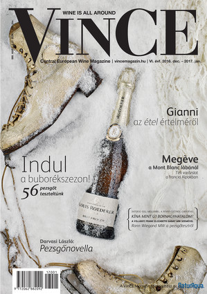 Vince magazine cover 14