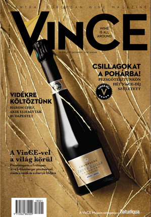 Vince magazine cover 16