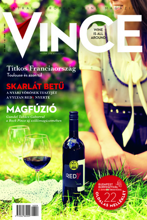 Vince magazine cover 2018 aug
