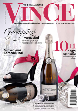 Vince magazine cover 3