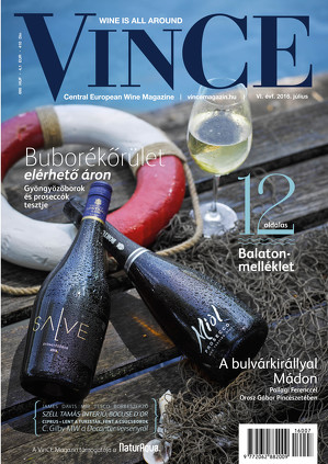 Vince magazine cover 12