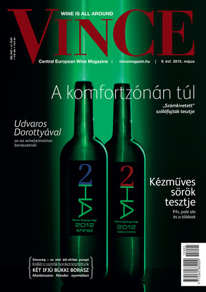 Vince magazine cover 5