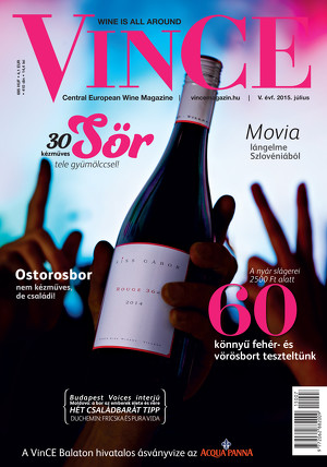 Vince magazine cover 7